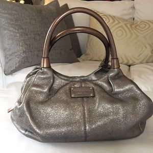 Kate Spade silver purse
